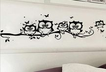 Wall Decals / Stickers / Decals for the walls of your home