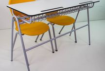 Öğrenci Sıraları / Eğitim kurumlarında kullanılan öğrenci sıraları ve çişitleri
