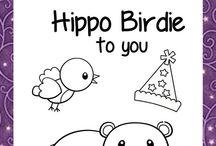 Hippo's / by Giny Bakker