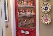 Pantry/Laundry Room