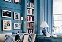 Home - Reading rooms, nooks & studys