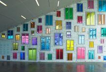 art instalations