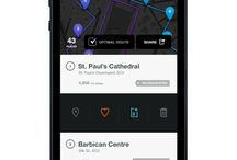 Mobile UI Map