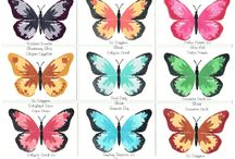 Cards - Watercolour Wings