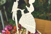 Literary Wedding Ideas