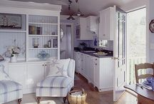 coastal living / by Shelly Chalue