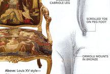 Louis XV - mobilier