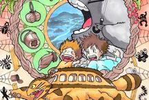 Studio Ghibli / by Anna Hamblen