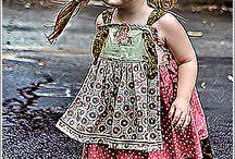 детская мода бохо