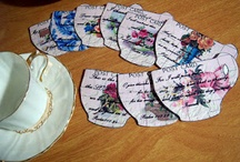 Bible stuff / by Linda @ Crafts a la mode