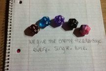 Dice Shaming / What happens when good dice go bad?