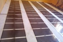 Sistem de incalzire in pardoseala cu film carbon AHT / Incapere unde a fost instalat sistemul de incalzire in pardoseala cu film carbon. Camera are 16 mp si s-au instalat 10 mp de film carbon. Pretul cu tot cu montaj si termostat a fost de 200 euro fara tva !  http://incalzireinfrarosu.olteniapanourisolare.ro/