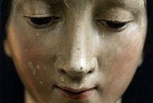 esculturas sacras