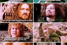 Tolkien Stuffs