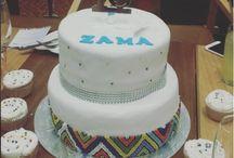 Zulu Sweet sixteen / For Ayanda Zama Ntombela