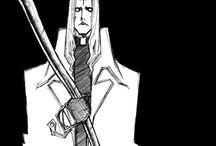 Priest Manga