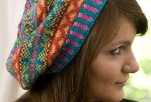 czapki szaliki i chusty