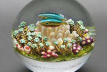 glass: orbs
