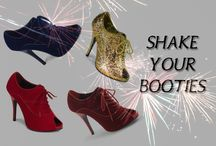 Shake Your Booties / The latest and greatest boots and booties from Pleaser USA!