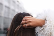 Frisuren für braune Haare / Hier findet ihr coole Frisuren für braune Haare als Inspiration, wie ihr euer Haar stylen und tragen könnt. :)