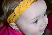 DIY headbands / by Erin Devey