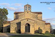 Prerrománico / Los cimientos del arte románico, viaje por los mejores ejemplos del arte prerrománico
