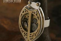 Stobiecki Design jewellery / Handmade custom jewelery from Kuba Stobiecki