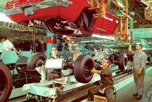 Car Plants & Assembly Line & Car Parts / by Bertrand Lachèze