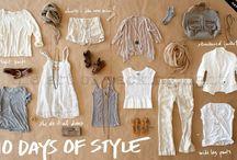 отпуск летний гардероб