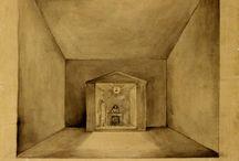 William Blake / by Steven Parkhurst