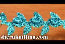 Youtube  Romanian Lace and Cord Crochet / Crochet