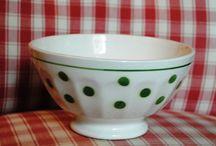 French Cafè au lait bowls