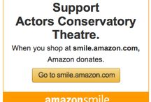 Donate to the ACT by shopping @Amazon / https://smile.amazon.com/ch/20-0274528