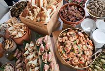 Tapas / Lovely tapas - pour the wine and grab a tray of Spanish nibbles / by Daisies & Pie
