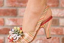 Memories / Old fashion shoes