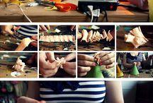 being creative / by Michelle Mosier