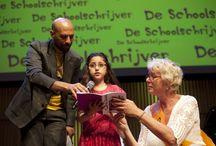 Slotafsluiting De Schoolschrijver / De Schoolschrijver Het Slot (Foto's: Chris van Houts)