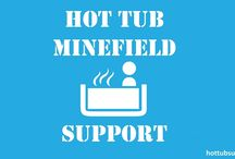 Hot Tub Preparation & Advice / Tips and procedure to help keep your hot tub maintained , clean, clear plus being safe.