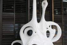 Köztéri szobrok