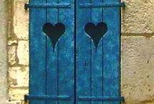 Doors Doors and more / I just love doors!!