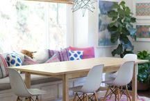 Quail dining room