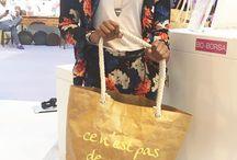 MODA Fashion Show - Birmingham / Showing our range of quirky bags at MODA in Birmingham