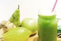 ZUMO VERDE / GREEN JUICE