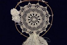 Catch A Dream - Dream Catcher's / Handcrafted One-off dream catchers.  Orders Available.