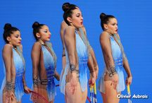 Samara Stavroula Ensemble Greece Rhythmic Gymnastics