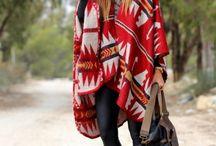 blanket ponchos