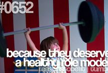 Fitness  / by Channy Le Texier