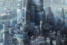 Futuro / Tecnología, Robots, etc