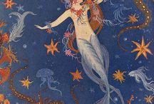 Mermaids / by Michelle Simonett