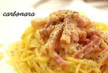 Recipe - Pasta